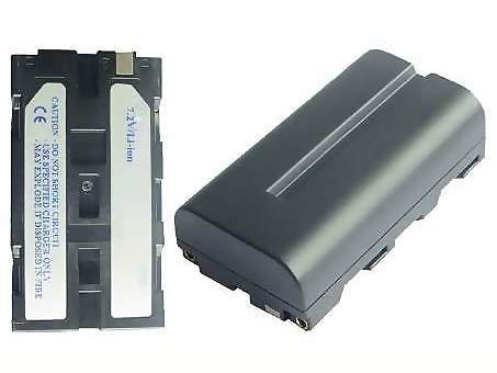 Replacement for HITACHI VM-N520 Camcorder Battery(Li-ion 2000mAh)