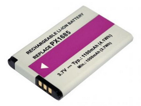 Replacement for TOSHIBA PX1685 Camcorder Battery(Li-ion 1100mAh)