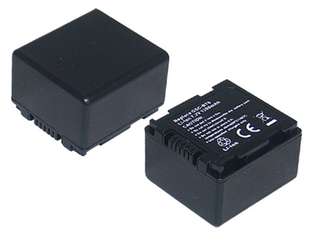 Replacement for TOSHIBA GSC-BT6 Camcorder Battery(Li-ion 1200mAh)