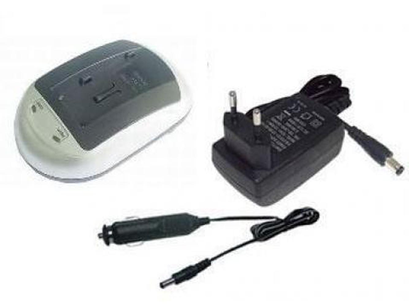 Battery Charger for JVC BN-V907U, AA-V90