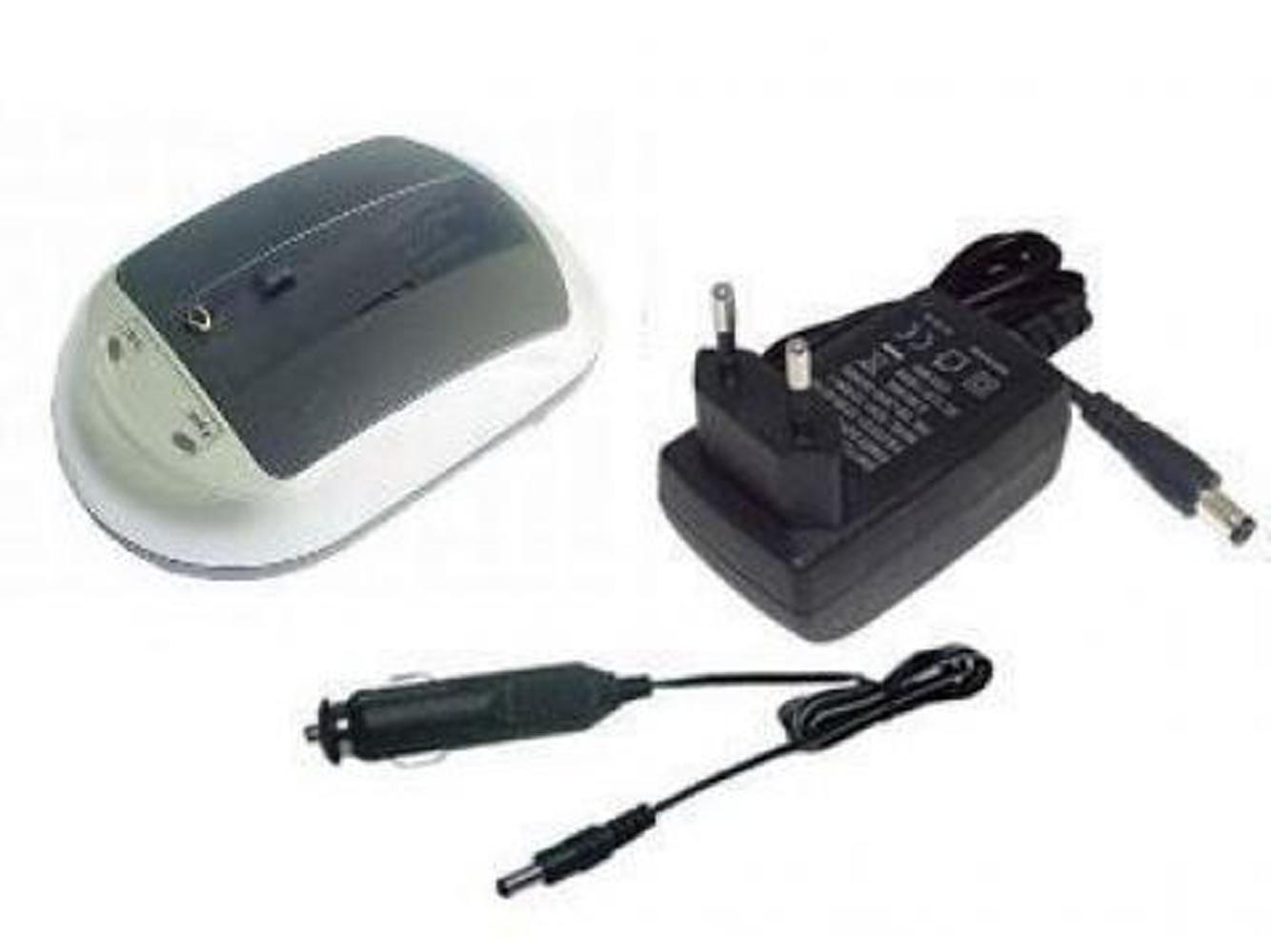 Battery Charger for JVC BN-V712U, BN-V714, BN-V714U, AA-V70U, AA-V70