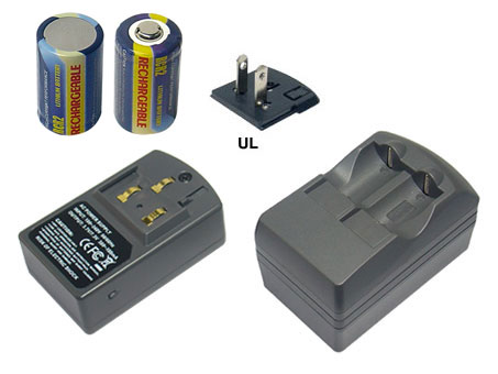 Battery Charger suitable for CHINON CR23