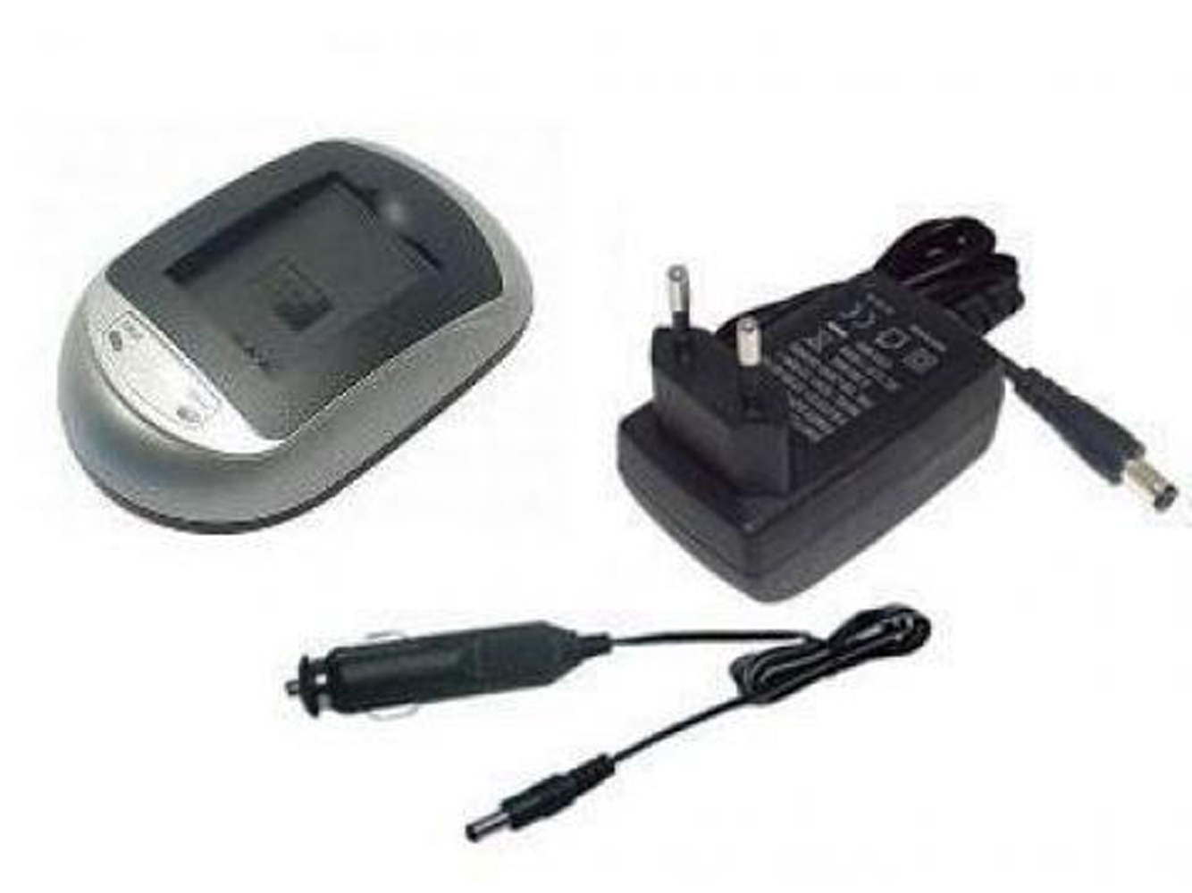 Battery Charger for SAMSUNG SLB-0837(B), SLB-0837B