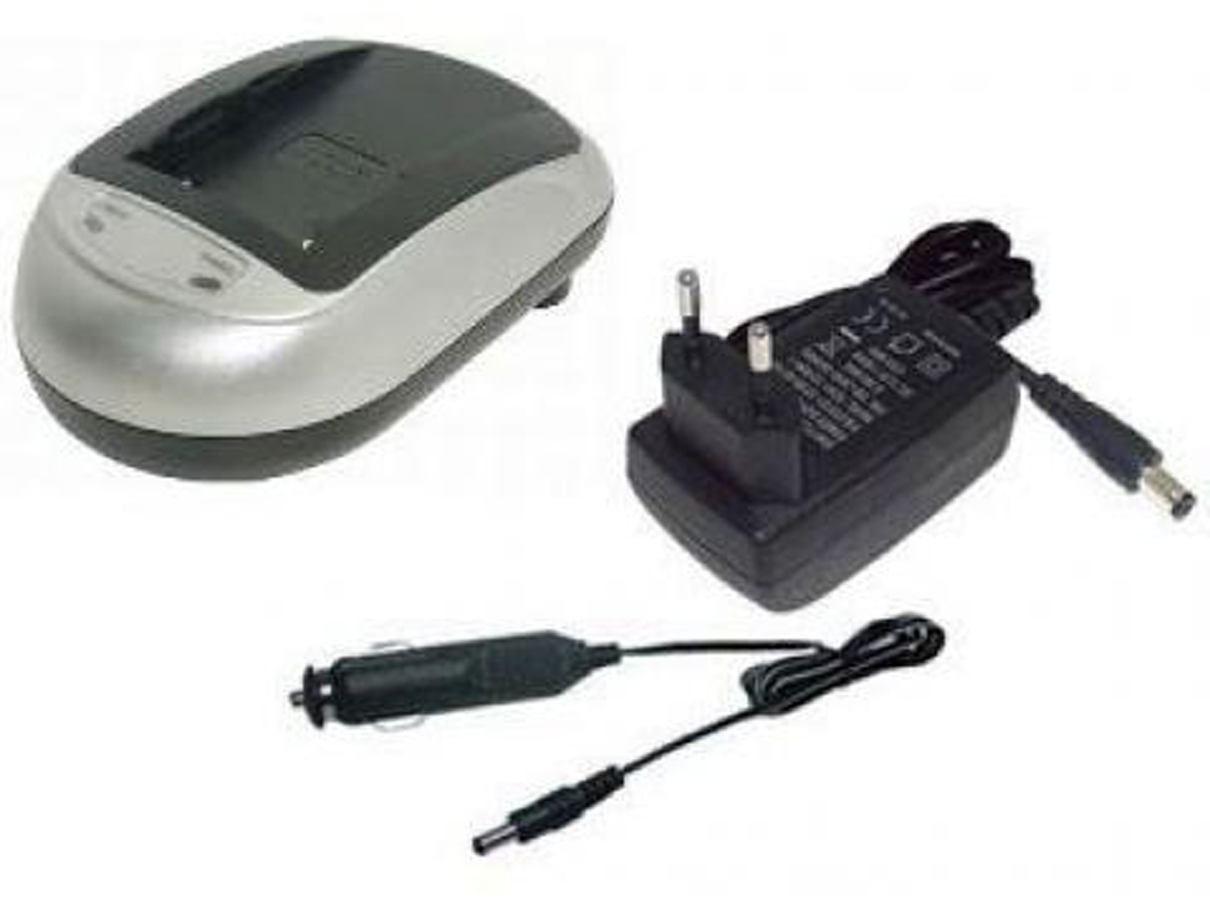 Battery Charger for SAMSUNG SB-90ASL, SB-P90A, SB-P90AB, SB-P90ASL
