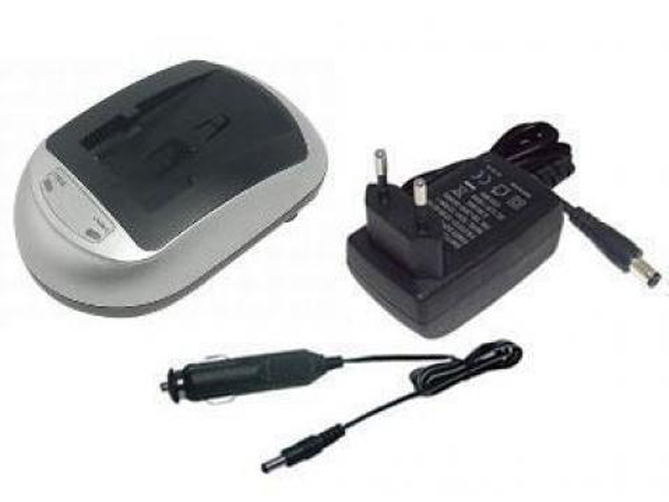 Battery Charger for SANYO DB-L20, DB-L20AU