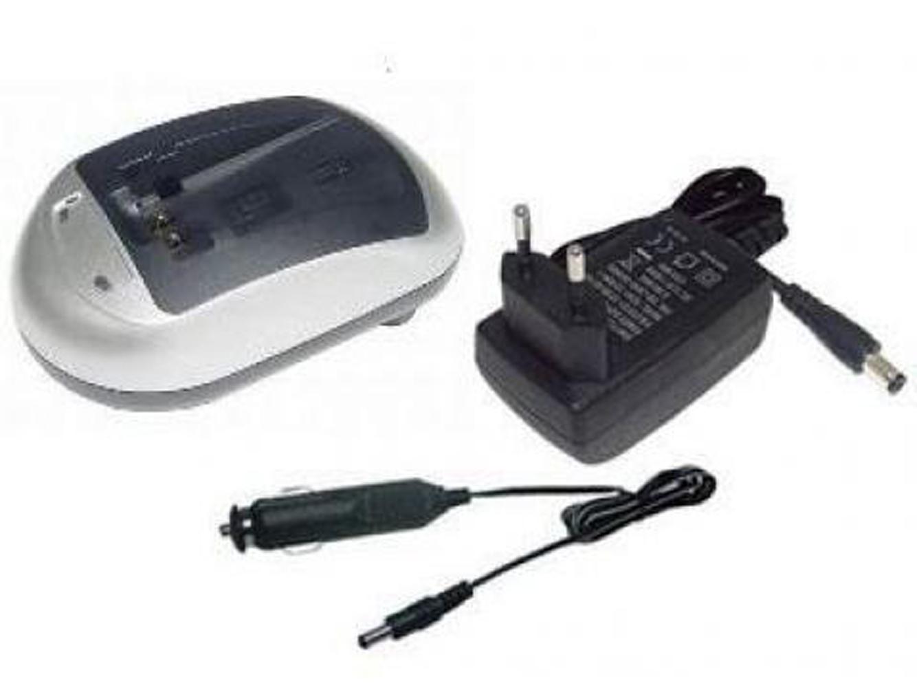 Battery Charger for SANYO DB-L10, DB-L10B, VAR-L10