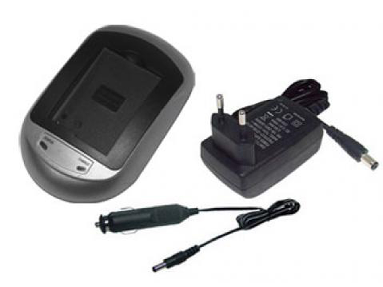 Battery Charger for PANASONIC DMW-BLD10, DMW-BLD10E, DMW-BLD10GK, DMW-BTC7