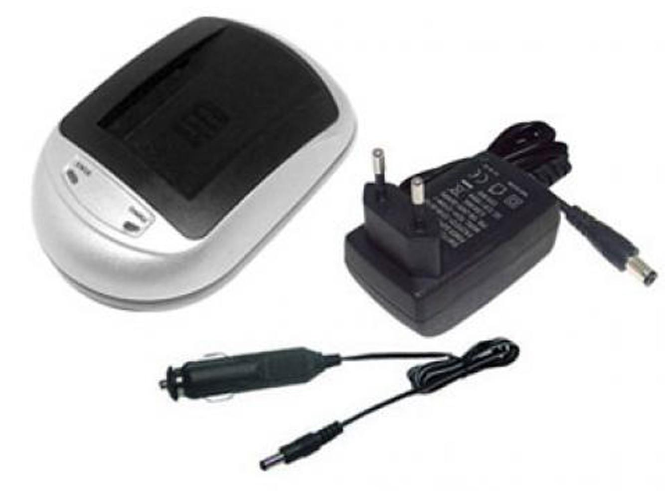 Battery Charger for PANASONIC DMW-BLB13, DMW-BLB13E, DMW-BLB13GK, DMW-BLB13E8, DMW-BLB13E9, DMW-BLB13PP