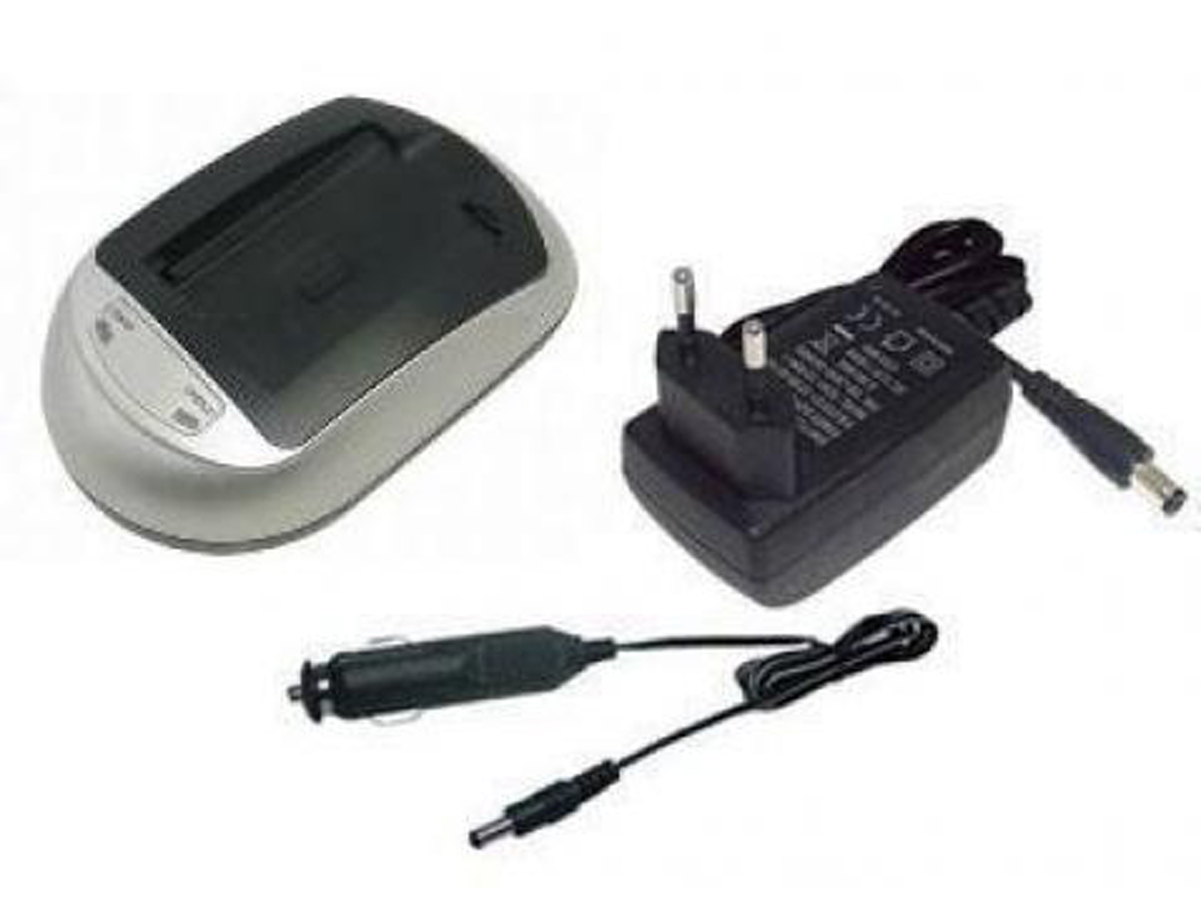 Battery Charger for PANASONIC CGA-S003, CGA-S003A/1B, CGA-S003E/1B, VW-VBA05