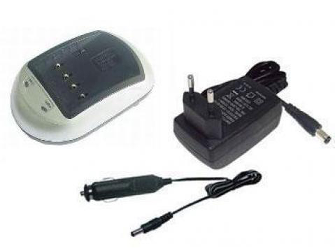 Battery Charger for SANYO Xacti VPC-HD1010