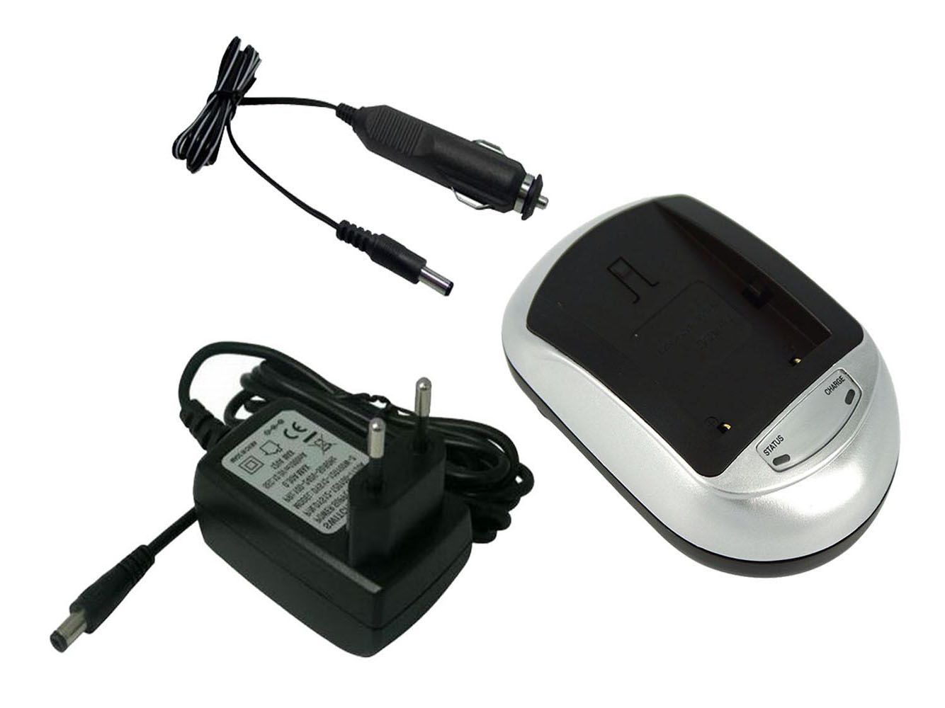 Battery Charger for TSCI Data Collector