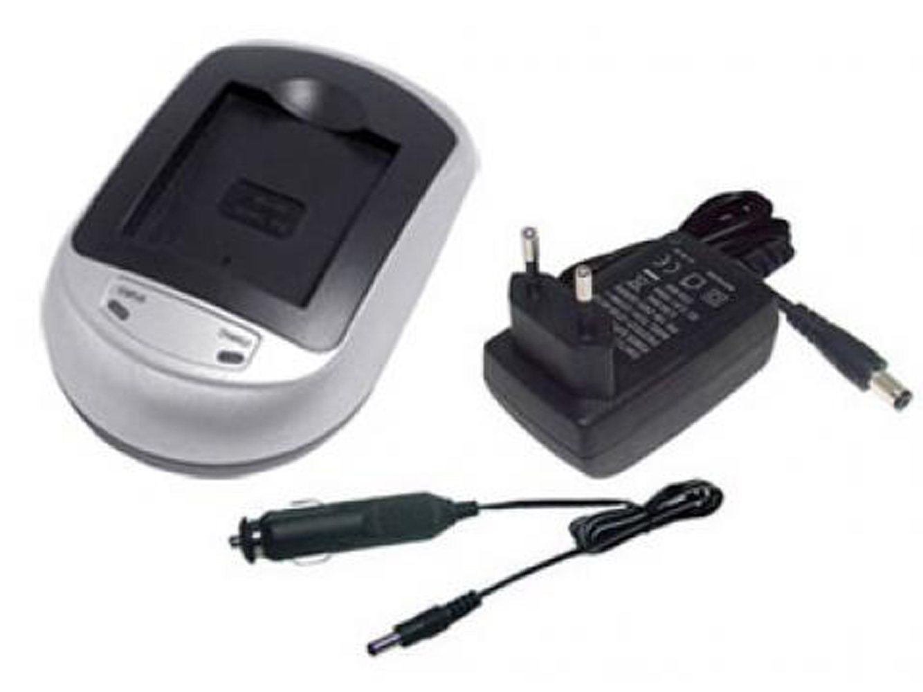 Battery Charger for CASIO NP-130, NP-130A
