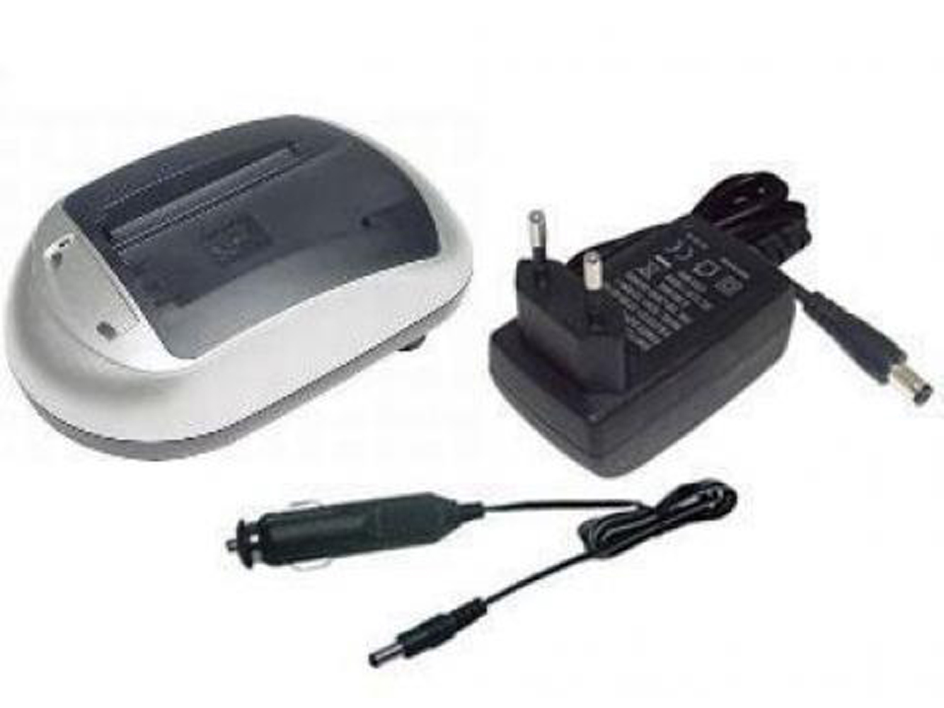 Battery Charger for CASIO BC-10L, BC-10LCCA, BC-11L