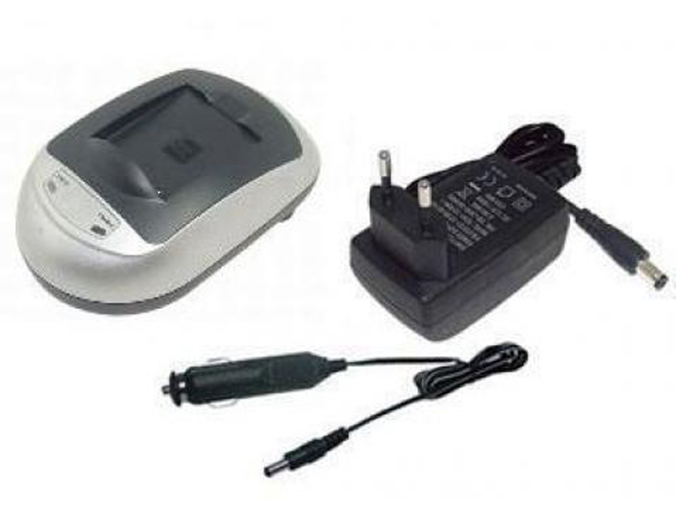 Battery Charger for CANON NB-4L, CB-2LV, CB-2LVE