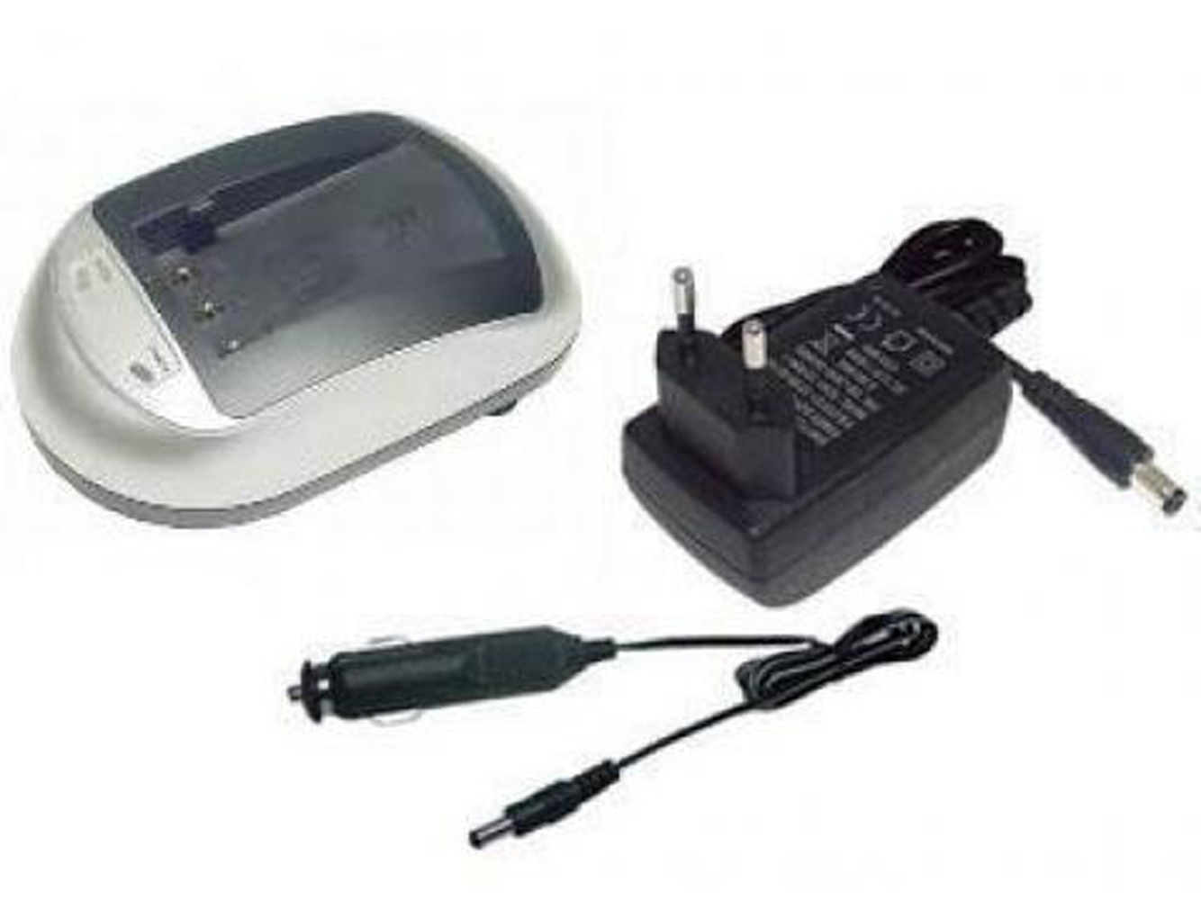 Battery Charger for CANON NB-3L, CB-2LU, CB-2LUE