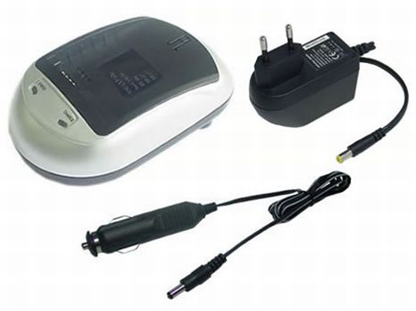 Battery Charger for CANON BP-406, BP-407, BP-412, BP-422
