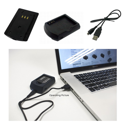 Battery Charger for HP 35H00042-00, 360136-001, 360136-002, 364401-001, 364401-002, 367194-001, 367205-001, FA285A, HSTNH-H03C, HSTNH-L05C, HSTNH-M03B-SL, HSTNH-M03B-SS