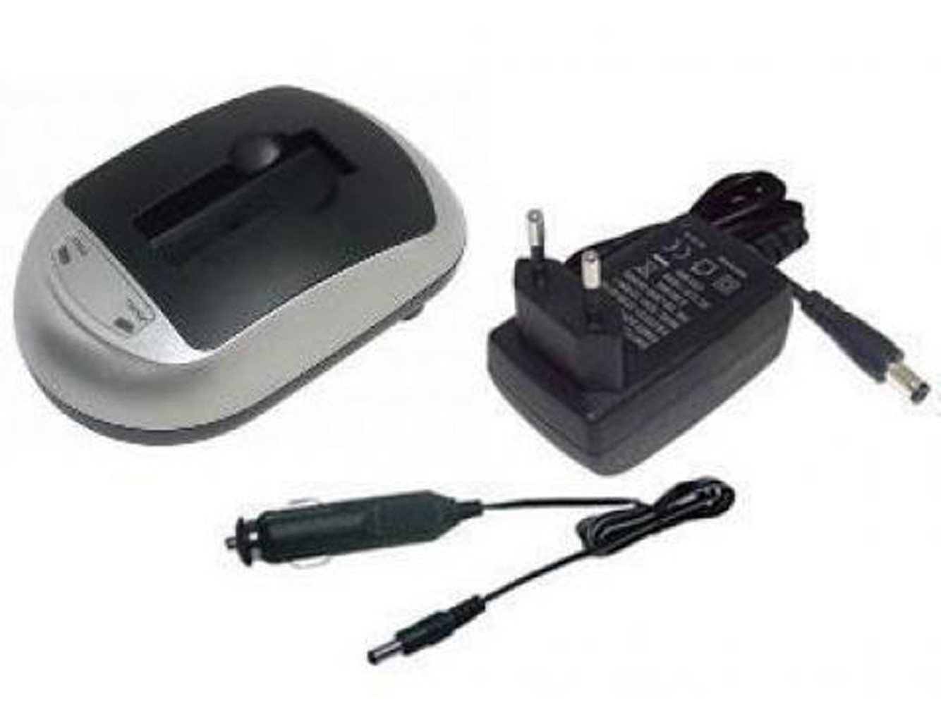 Battery Charger for SANYO Xacti VPC-A5