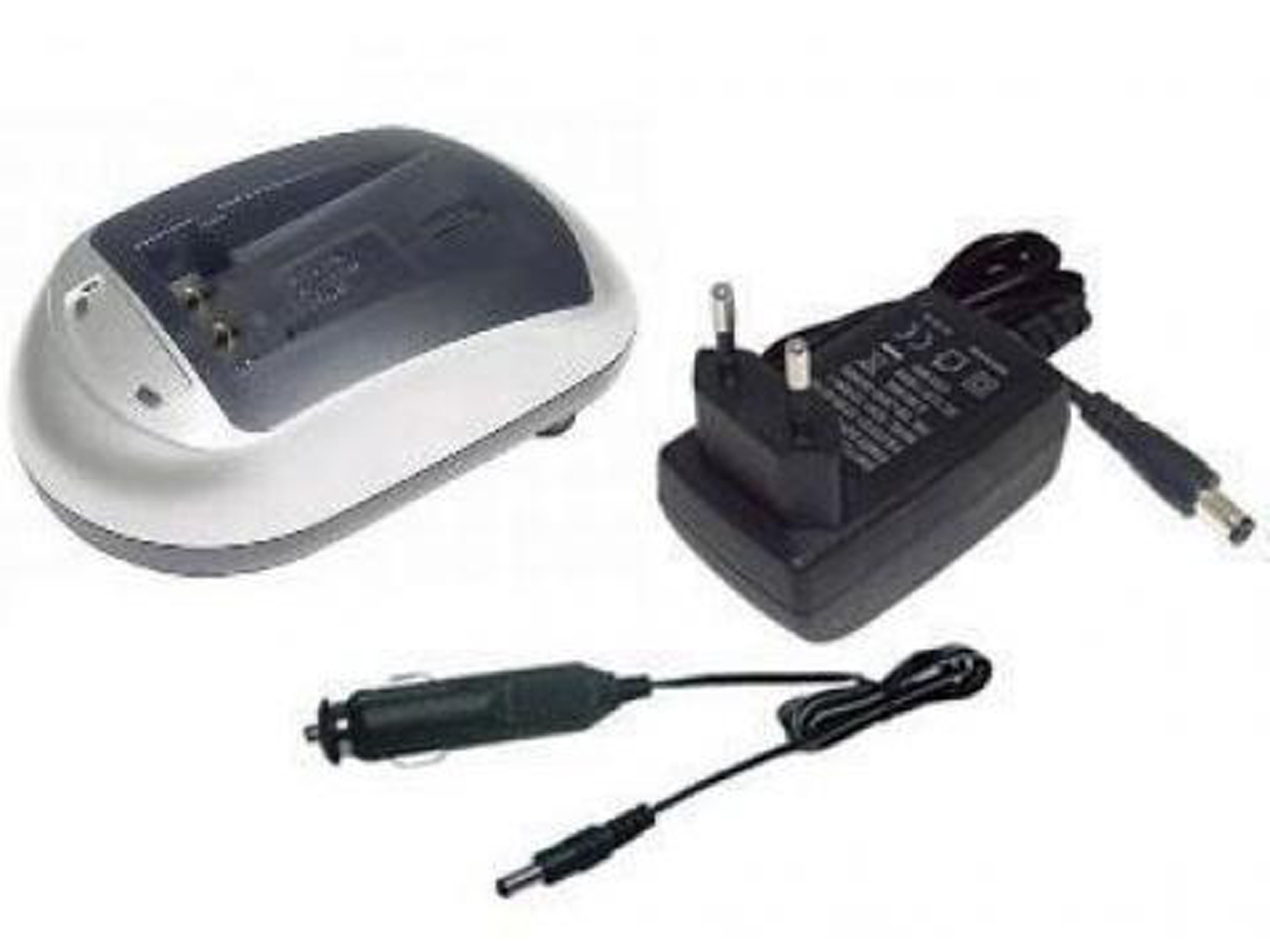 Battery Charger for MINOLTA NP-500