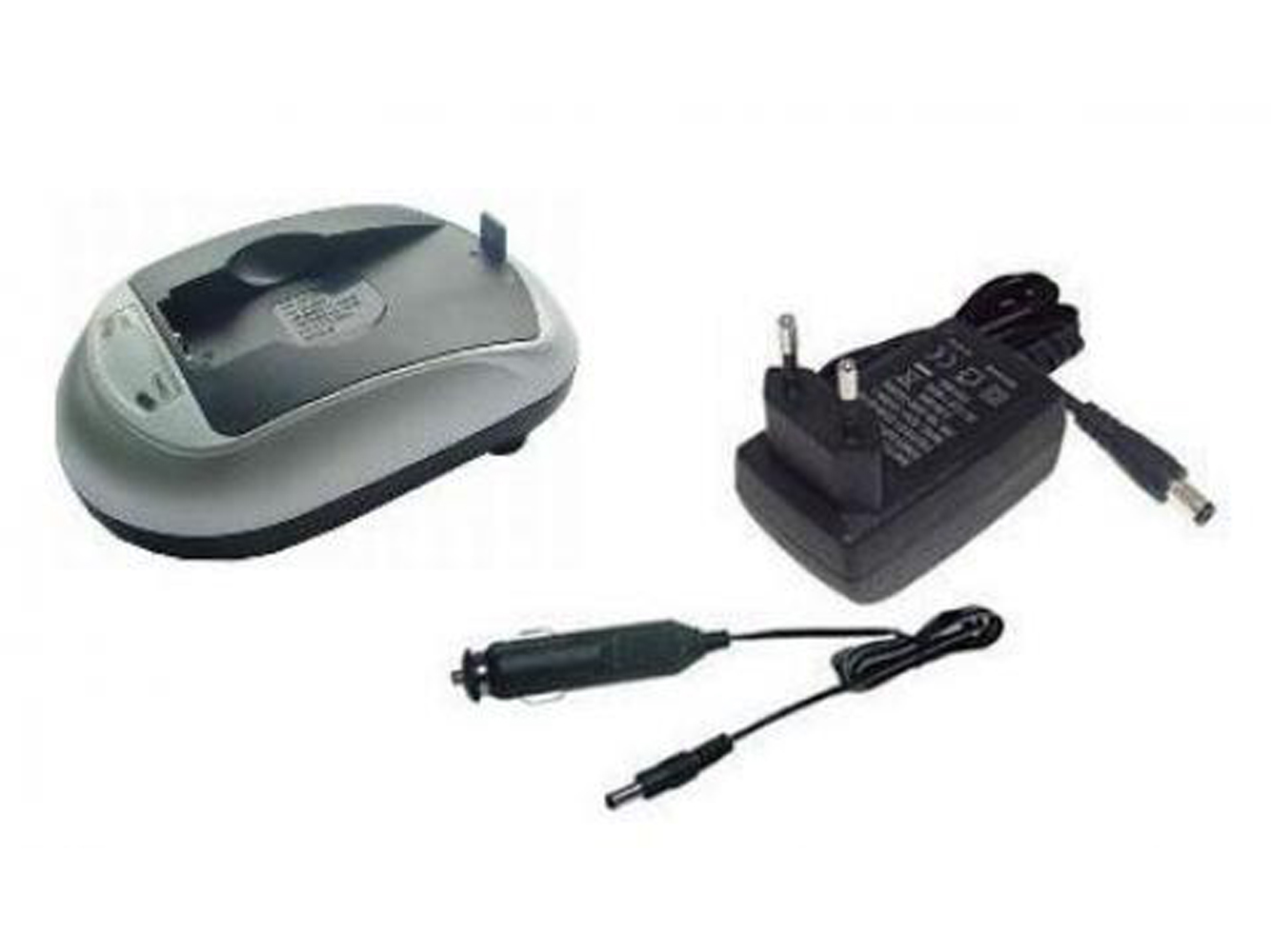 Battery Charger for YASHICA BP-800S, BP-900S, BP-1000S, BC-1