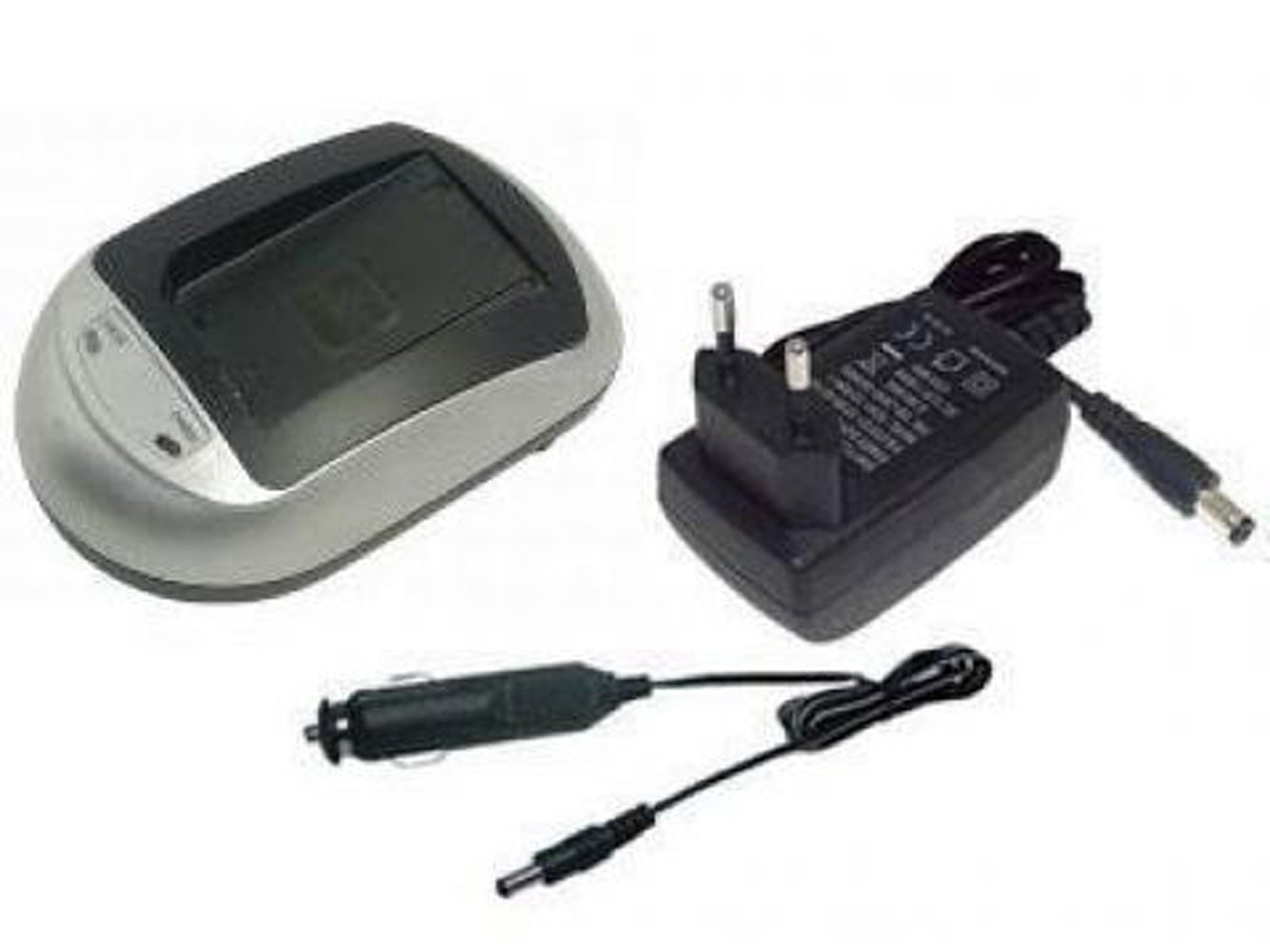 Battery Charger for NIKON EN-EL7, MH-56, MH-56AS