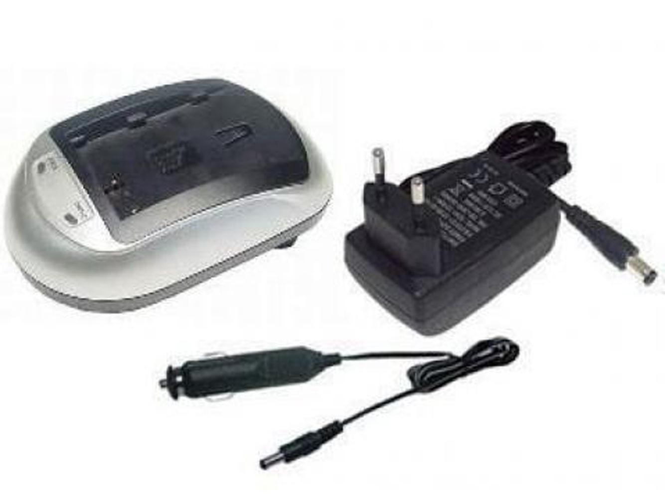 Battery Charger for NIKON EN-EL3, EN-EL3a, EN-EL3e, MH-18, MH-18a
