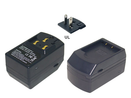 Battery Charger suitable for CASIO BC-60L