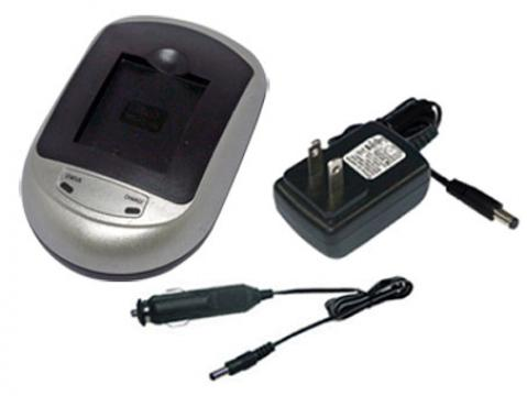Battery Charger suitable for OLYMPUS LI-70B