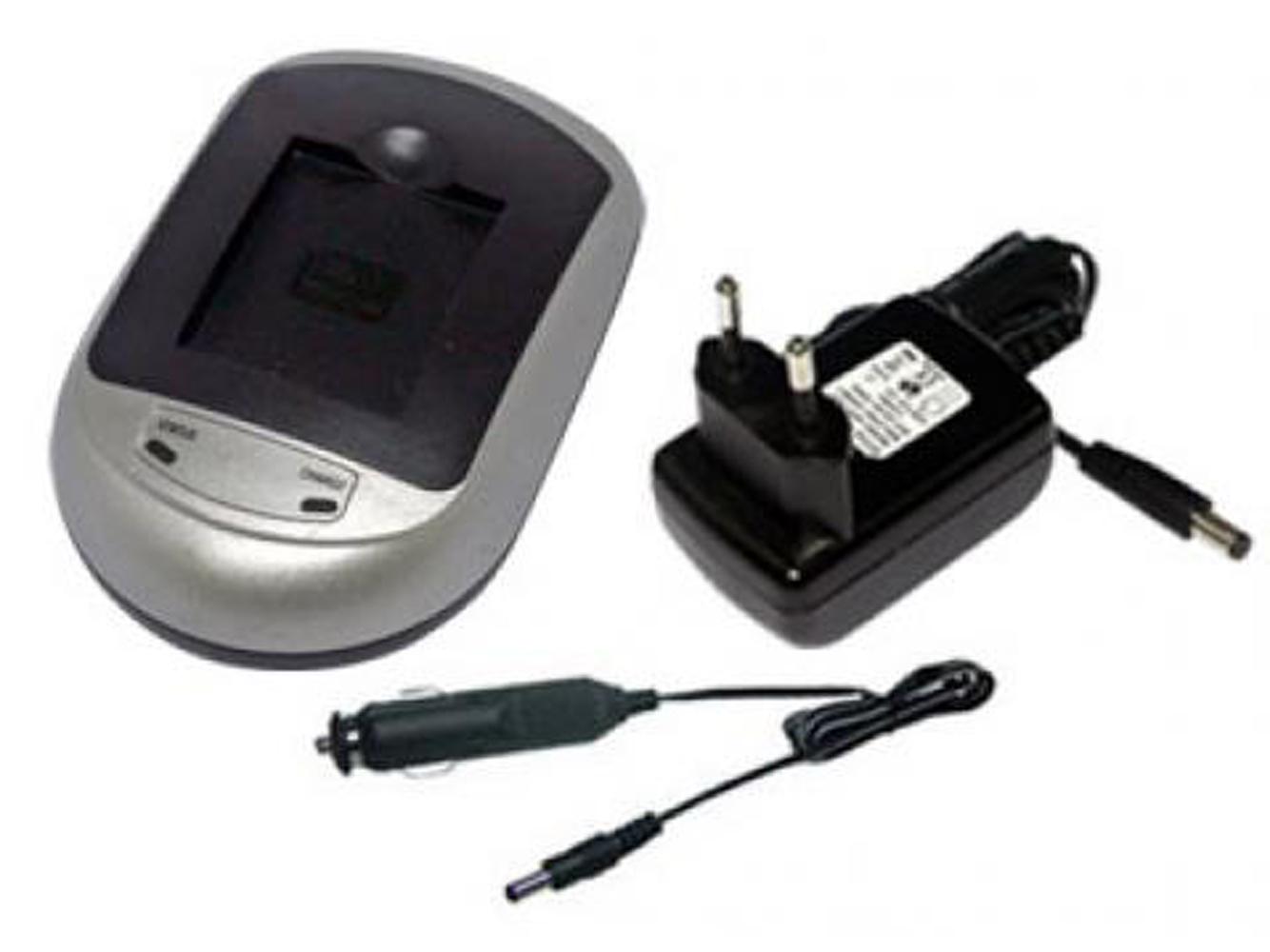 Battery Charger for OLYMPUS LI-70B