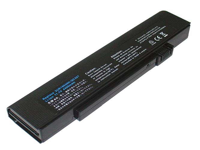 Replacement for ACER TravelMate C200, TravelMate C203ETCi, TravelMate C204Tmi, TravelMate C210, TravelMate C213Tmi, TravelMate C215TMi Laptop Battery