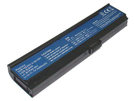 Replacement for ACER TravelMate 3242NWXMi Laptop Battery(Li-ion 4400mAh)