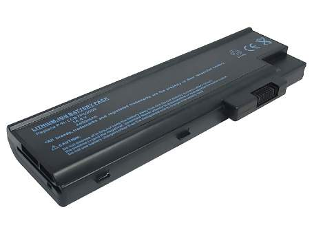Replacement for ACER LC.BTP03.003 Laptop Battery(Li-ion 4400mAh)