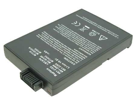 Replacement for APPLE 076-0719 Laptop Battery(Li-ion 6600mAh)