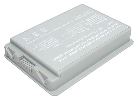 Replacement for APPLE A1045 Laptop Battery(Li-ion 4400mAh)