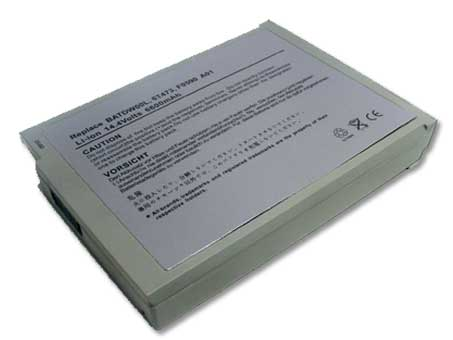 Replacement for Dell 312-0079 Laptop Battery(Li-ion 6600mAh)