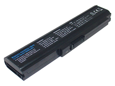 Replacement for TOSHIBA Satellite U300 Series Laptop Battery(Li-ion 4400mAh)