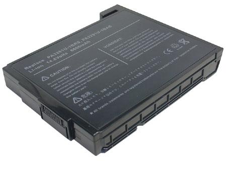 Replacement for TOSHIBA PA3291U-1BRS Laptop Battery(Li-ion 6600mAh)