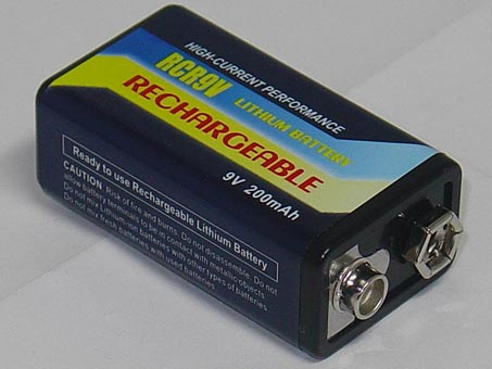 Replacement for OTHERS PP3 Digital Camera Battery(LiFe 200mAh)