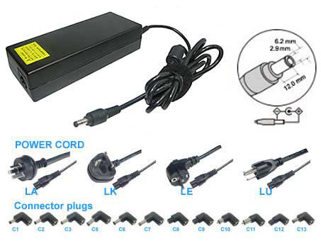 Replacement for GATEWAY 6500846 Laptop AC Adapter
