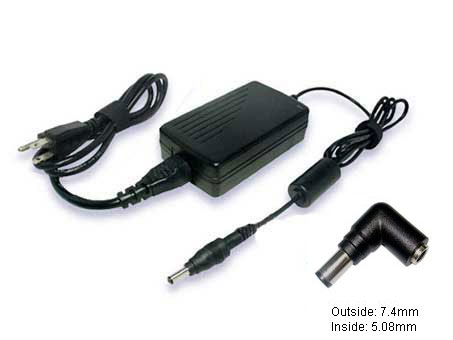 Replacement for HP COMPAQ Business Notebook nc8430 Laptop AC Adapter
