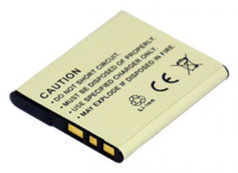 Replacement for SONY NP-BN1 Digital Camera Battery(Li-ion 630mAh)