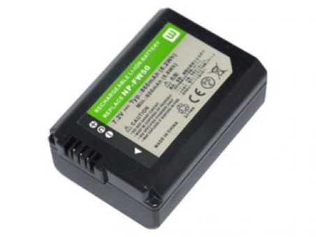 Replacement for SONY NP-FW50 Digital Camera Battery(Li-ion 860mAh)