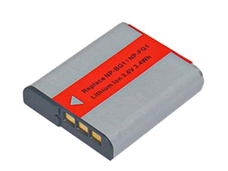 Replacement for SONY NP-BG1 Digital Camera Battery(li-ion 950mAh)