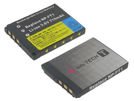 Replacement for SONY Cyber-shot DSC-M2 Digital Camera Battery(Li-ion 710mAh)