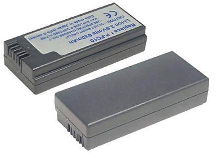 Replacement for SONY NP-FC10 Digital Camera Battery(Li-ion 630mAh)