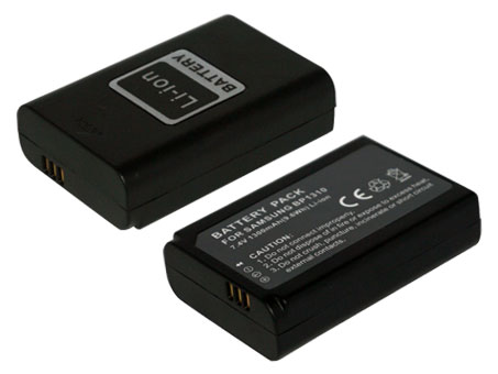 Replacement for SAMSUNG BP1310 Digital Camera Battery(Li-ion 1300mAh)