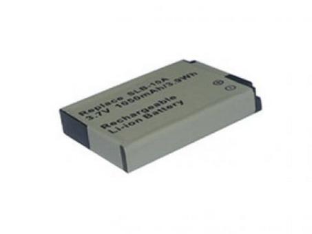Replacement for SAMSUNG SLB-10A Digital Camera Battery(Li-ion 1050mAh)