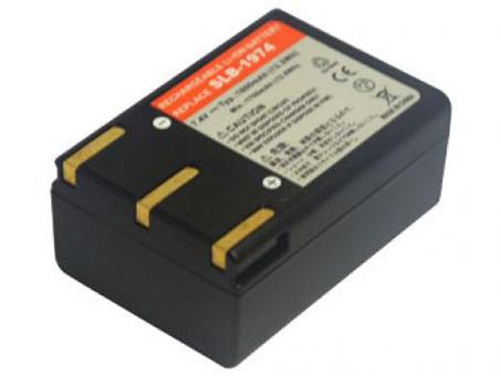 Replacement for SAMSUNG SLB-1974 Digital Camera Battery(Li-ion 1800mAh)