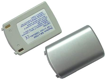 Replacement for SAMSUNG SB-L110G Digital Camera Battery(Li-ion 1300mAh)