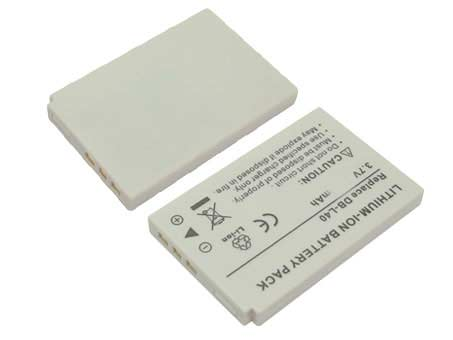 Replacement for SANYO DB-L40 Digital Camera Battery(Li-ion 1200mAh)